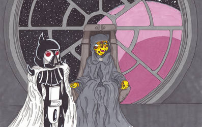 Dark Lords of the by Loup-de-Feu