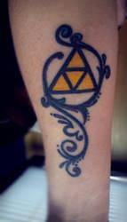 *Zelda*.tattoo by PaCii8