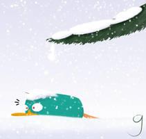 Snow Perreh by SecretagentG