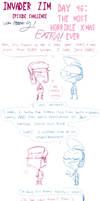 IZ Episode Sketch Challenge - Day 46 Extra by SecretagentG