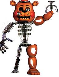 Funtime Toy endo Freddy new by wyattlololo