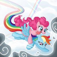 Rainbow Ride by Don-ko