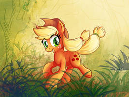 Applejack by Don-ko