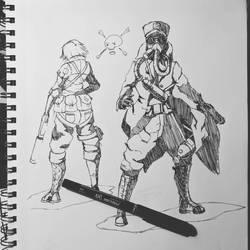 Quick Sketch by Sir-Rysik