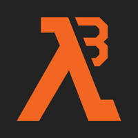 Half-Life 3 logo by Kxmode