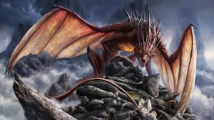 Scarlet Beast by Reffelia