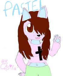 Pastel/Wolfsila by Catsila