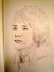 Happy Birthday Nino 20100617 by koony
