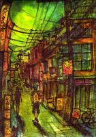 Shimokitazawa 2. by koony