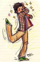 Nino14: Himitsu Dance. by koony