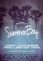 Summer Flyer Template by DusskDeejay