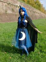 Princess Luna -Cosplay- by ObliviusMoon