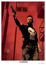 Punisher by SilviodB