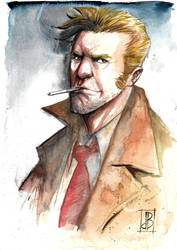 Constantine convention sketch by SilviodB
