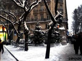 Noel en janvier by LEZARD-GRAPHIQUE