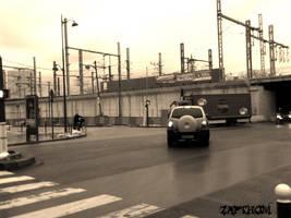 Paris by LEZARD-GRAPHIQUE