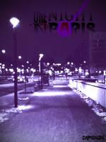 Un soir a paris by LEZARD-GRAPHIQUE