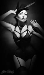 corset comtesse lea by TheComtesseLea
