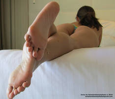 Feet And Curves By Jennyfeet84-dahtma9 by FootFetishGuy1961