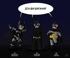I am Batman! by Tobsen85