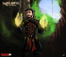 SgtRumpel Metalmage by Tobsen85