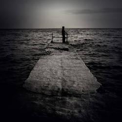 silent waiting by SevimDalan