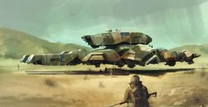 Dreadnought by J-Humphries