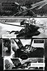 Batman Nero. Pag #6 of 8 by DanieleAfferni