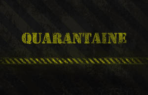 Quarantaine Wallpaper by Robke22