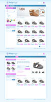 Babyshoes webshop by Robke22