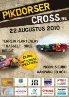 Poster Pikdorsercross 2010 by Robke22