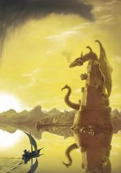 Dragon of Pendor by Wild-E-eep