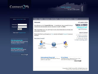 Connect2Pk by axdimensions