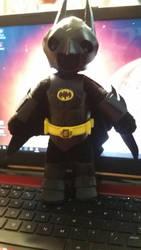 Batman Bear by taria