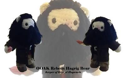 Hagrid by taria