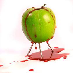 apple by bartekwhitecoast