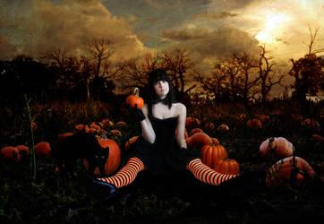 Pumpkin Queen by BelladonnaBloodCrave