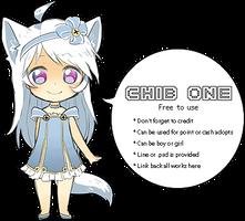 Chibi Base One [Free to Use] by BaseAdopts