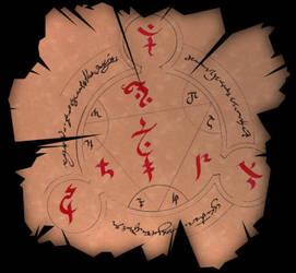 Ancient Spell 2 by ArkayneMagii