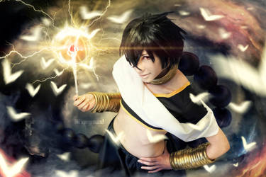 Judal - Magi by Lilitherz