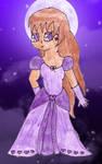 Contest Entry - Lilac Kyra by Llama-lady