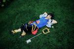 KH2: Sora by PockyTheif