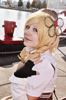 PMMM: Mami Tomoe by PockyTheif