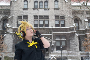 Vocaloid: Close Snow Magnet by PockyTheif