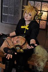 Vocaloid: Reach by PockyTheif