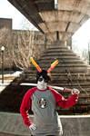 Homestuck-Troll!Dave Strider by PockyTheif