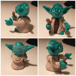 Master Yoda  by yalchinosis