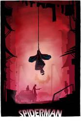 Spiderman by SimArtWorks