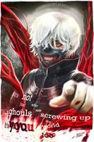 Tokyo Ghoul by SimArtWorks
