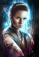 Rey by SimArtWorks